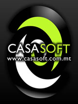 Website design and development by CasaSoft